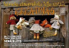 LATVJU LIETAS -  dolls