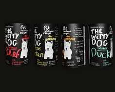Alan Trott - The Witty Dog — World Packaging Design Society│Home of Packaging Design│Branding│Brand Design│CPG Design│FMCG Design