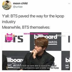 It's true tho even thought they may be the first ever Kpop group to achieve so many things it's important to know who inspired them fist they are the ones who lit the match of this forest fire