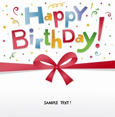 Happy Birthday Pictures Free   Free Happy Birthday Greeting Card Vector   Free Vector Graphics   All ...
