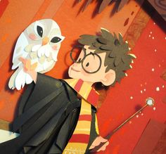 Brittney Lee: Harry Potter Tribute Show: Introduction to the Owlry