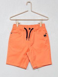 a5016050e5 Garçon 3-12 ans - Bermuda regular uni - Kiabi Little Boys, Boy Fashion