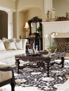 nsinteriordesign added our abigail coffee table to one of her