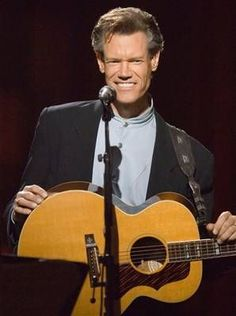 Randy Travis, seen him at the Indiana State Fair in 1990 and the Lawrenceburg fallfest in sept of 2008