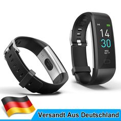 Smartwatch Bluetooth Android IOS Fernkamera Fitness Smart Armband Tracker Uhr