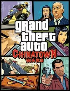 GTA ChinatownWars PC Game Highly Compressed Free Download
