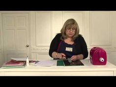 ▶ Tattered Lace Top Tips with Nancy Watt - YouTube