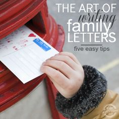 How to write a non-braggy Christmas letter with five easy steps.