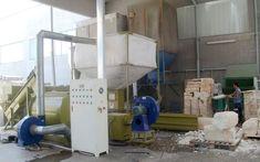 Italia está buscando Bandeja de EPS  espuma reciclaje Una compañía italiana está buscando comprar un sistema de reciclaje de espuma EPS, se compone de SILO, trituradora, sistema de lavado, sistema de secado, y el sistema de compactación - sistema SWD.