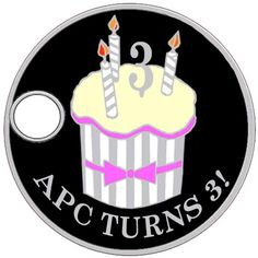 APC turns 3! Bonus members pathtag designed by: Coruze