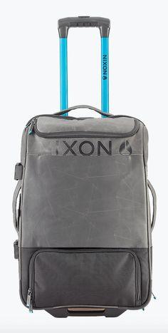 Nixon Weekender Carry On Roller Bag