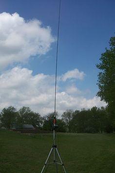 Portable All Band HF Antenna System Ham Radio Marine Short Wave SHTF QRP New | eBay