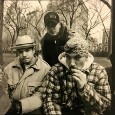 """House of Pain """"Jump Around"""" video shoot rare unpublished outtakes. Patrick's Day New York City Photos by Sue Kwon. Irish American, New Day, Old School, New York City, Che Guevara, Captain Hat, Hip Hop, Photoshoot, Classic"""