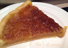 Cette tarte est une pure gourmandise. L'intérieur est coulant et la surface croustillante. Je n'aime pas les tartes au...