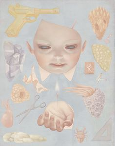 """The Little Things"" by Hsiao Ron Cheng (© 2012)"