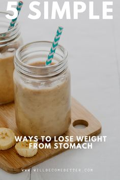 There are ways to banish belly fat if you're willing to make the effort. guide you through the changes you need to make to lose that belly fat for good #bestwaytoloseweight #bestwaytolosebellyfat Smoothie Cleanse, Ways To Lose Weight, Simple Way, Effort, Fat, Favorite Recipes, Weight Loss, Desserts, Tailgate Desserts