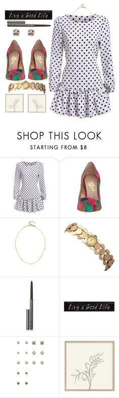 """Rockefeller Center"" by mad-one ❤ liked on Polyvore featuring Vivienne Westwood, Luv Aj, Burberry, 3R Studios, Forever 21, Hurley, PolkaDots, Flowers, antiquejewelry and minidress"