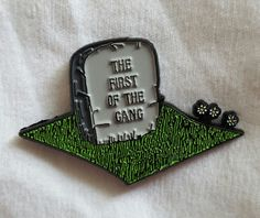 Hey, I found this really awesome Etsy listing at https://www.etsy.com/listing/252689175/the-first-of-the-gang-15-soft-enamel-pin