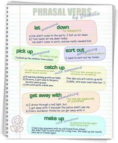 Forum | ________ Learn English | Fluent LandSome Useful Phrasal Verbs | Fluent…
