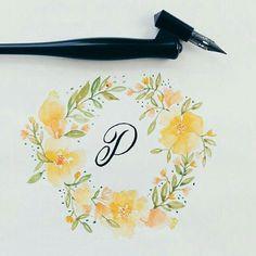 P #calligrafikas