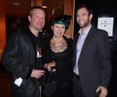 Justin Jeffre, Molly Wellman and Eric Party Pictures, Cultural Events, Cincinnati, Culture