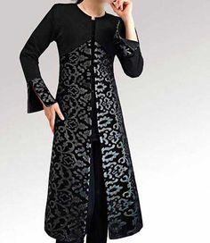 hippie style 607845280943217560 - Plus size Long Sleeve Outerwear in 2020 Batik Fashion, Abaya Fashion, Moda Fashion, Muslim Fashion, Fashion Dresses, Couture Fashion, Iranian Women Fashion, Indian Fashion, Dress Batik Kombinasi