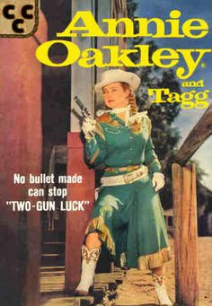 Annie Oakley Comic 15  CoolCowboyComics brings you western comics on Kindle! http://coolcowboycomics.com/