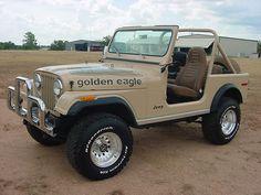 """1983 jeep cj7 4 inch lift 35"""" Jeep Pinterest Jeep"""