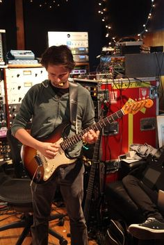 Matt: 2012 MUSE Photo: Recording Album 6