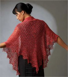 100 Unique Crochet Shawls — Crochet Concupiscence
