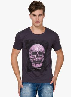 T-Shirts for Men - Buy Men's T-Shirts, Branded Tees, Printed T-Shirts, Polos Online