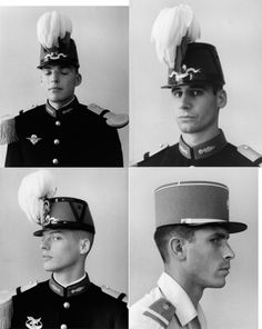 For Holiday Magazine, Jamie Hawkesworth photographed students of the Saint-Cyr military academy and the Polytechnique, Gendarmerie and Navale schools—all bastions of French higher learning—during the preparations of the Bastille Day military parade.