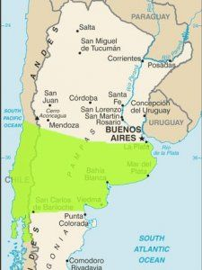 Maps & Geography: World - Country Argentina - Public Domain Clip Art History Of Argentina, Argentina Culture, Visit Argentina, Bolivia, Mendoza, Promenade En Bateau, Public Domain Clip Art, Destinations, Buenos Aires
