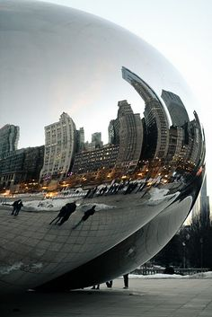 The Bean | Cloud Gate of Chicago
