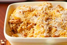Tuna mornay is a great emergency-recipe as you& likely to have all of the ingredients in your pantry now. Easy Pasta Recipes, Quick Recipes, Fish Recipes, Seafood Recipes, Easy Meals, Cooking Recipes, Savoury Recipes, Freezer Meals, Yummy Recipes