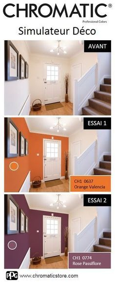 Difficult to choose a shade for your project # deco? Interior Design Living Room, Living Room Decor, Home Organisation, Tips & Tricks, Home Staging, House Colors, Sweet Home, New Homes, House Design