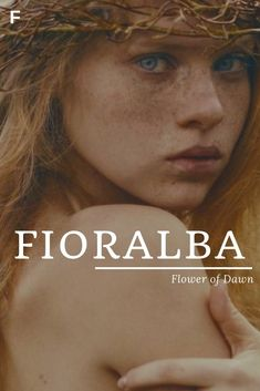 Fioralba meaning Flower of Dawn Italian names F baby girl names F baby names female names whimsical baby names baby girl names traditional nam Strong Baby Names, Baby Girl Names Unique, Unisex Baby Names, Unique Baby, Unique Vintage, Pretty Names, Cute Names, Boy Names, Names Baby