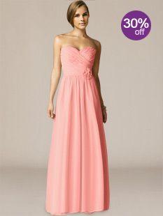 Discount Bridesmaid Dress_Peach Fizz. #bridesmaid #dress