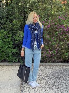 Anchors, Denim and Blue von lilliness auf STYLIGHT