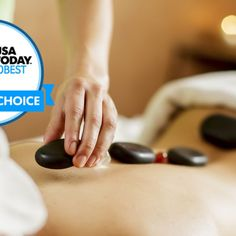 Vote for your favorite hotel spa until May 11 in the 10Best Readers' Choice awards.