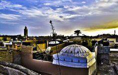 Marrakech, my HDR