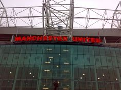 Old Trafford, Manchester, England