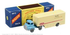 The Ultimate Matchbox Grizzly Collection of Ralph Richter | Major Packs | Vectis Toy Auctions
