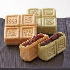 Japanese Sweets, 粒あん・こしあん、2つの味わいを。【百 楽】