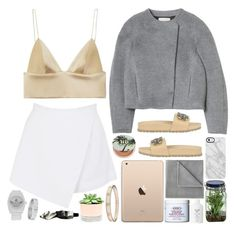 """""""LYDIA"""" by jess-innes ❤ liked on Polyvore featuring T By Alexander Wang, Rebecca Taylor, Bibi Lou, BeginAgain Toys, Cartier, Uncommon, Vellux, Urban Decay, Hostess and Kiehl's"""