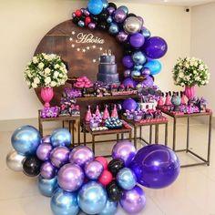 Neon Party Decorations, Birthday Decorations, Birthday Party Themes, Wedding Decorations, Teen Party Games, Sleepover Party, Sleepover Activities, 15th Birthday, Girl Birthday