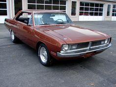 1970 foto Dodge Dart, exterior