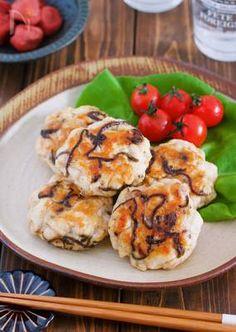 胃腸の疲れに♪『むね肉 de 梅塩昆布つくね』 by Yuu | レシピサイト「Nadia | ナディア」プロの料理を無料で検索