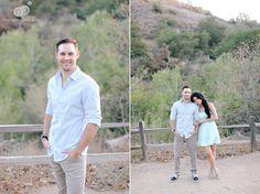 vi  &  laith | engagement session in orange, california