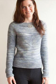 Deb Hoss - - Crosshatch Jumper Knitting Pattern 7358d7513